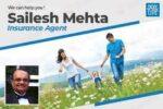 Sailesh Mehta, MBA Insurance Agent